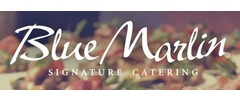 Blue Marlin Signature Catering Logo
