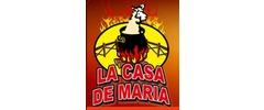 La Casa De Maria Logo