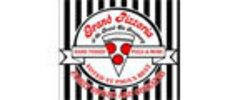 Grand Ole Creamery & Grand Pizza Logo