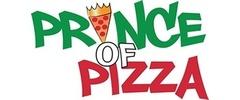 Prince Of Pizza Logo