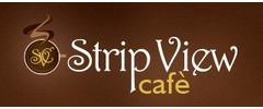Strip View Cafe Logo