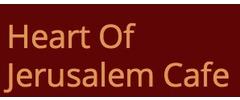 Heart of Jerusalem Cafe Logo