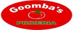Goomba's Pizza Logo