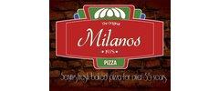 Original Milano's Pizza Logo