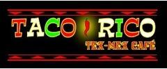 Taco Rico Logo