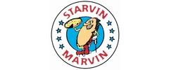 Starvin Marvin Pizzeria & Grille Logo