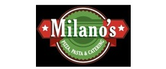 Milano's Pizza, Pasta and Catering  logo
