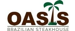 Oasis Brazilian Restaurant Logo