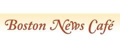 Boston News Cafe logo
