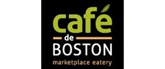 Cafe de Boston Logo