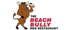 The Beach Bully BBQ Restaurant Logo