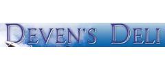 Deven's Deli logo