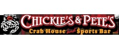 Chickie's and Pete's logo
