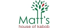 Matt's House of Kabob Logo