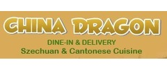 China Dragon South Carolina Logo