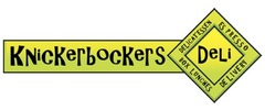 Knickerbockers Deli Logo