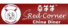 Red Corner China Diner Logo