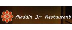 Aladdin Jr. Restaurant & Cafe logo
