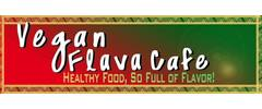 Vegan Flava Cafe Logo