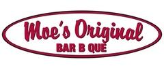 Moe's Original BBQ Catering logo