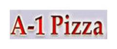 A1 Pizza Logo