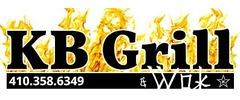 KB Grill & Wok Logo