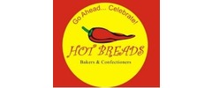 Hot Breads Bakers & Confectioners Logo