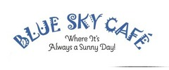Blue Sky Cafe Logo