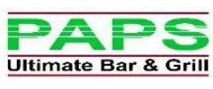 Pap's Ultimate Bar and Grill Logo