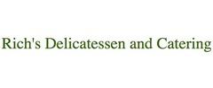 Rich's Deli & Catering Logo
