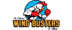 The Original Wing Busters Logo