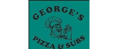 George's Pizza & Subs Logo