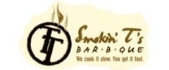 Smokin T's Barbecue Logo