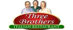 Three Brothers Italian Restaurants Logo