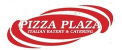 Pizza Plaza Logo