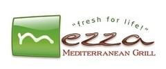 Mezza Mediterranean Grill Logo