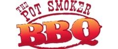 The Pot Smoker BBQ logo