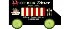 The Hot Box Diner Logo