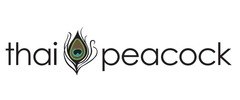 Thai Peacock Restaurant Logo