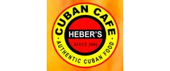 Heber's Cuban Cafe Logo