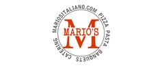 Mario's Italiano Logo