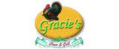 Gracie's Corner Diner Logo