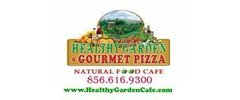 Healthy Garden Cafe, Pizza, & Juices Logo