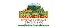 Healthy Garden Cafe, Pizza, & Juices logo