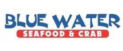 Blue Water Seafood & Crab logo