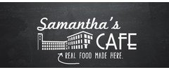Samantha's Cafe & Catering Logo