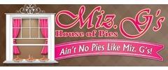 Miz. G's House of Pies Logo