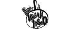 The Urban Taco Shop Logo