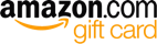 Amazon.com Gift Card Logo