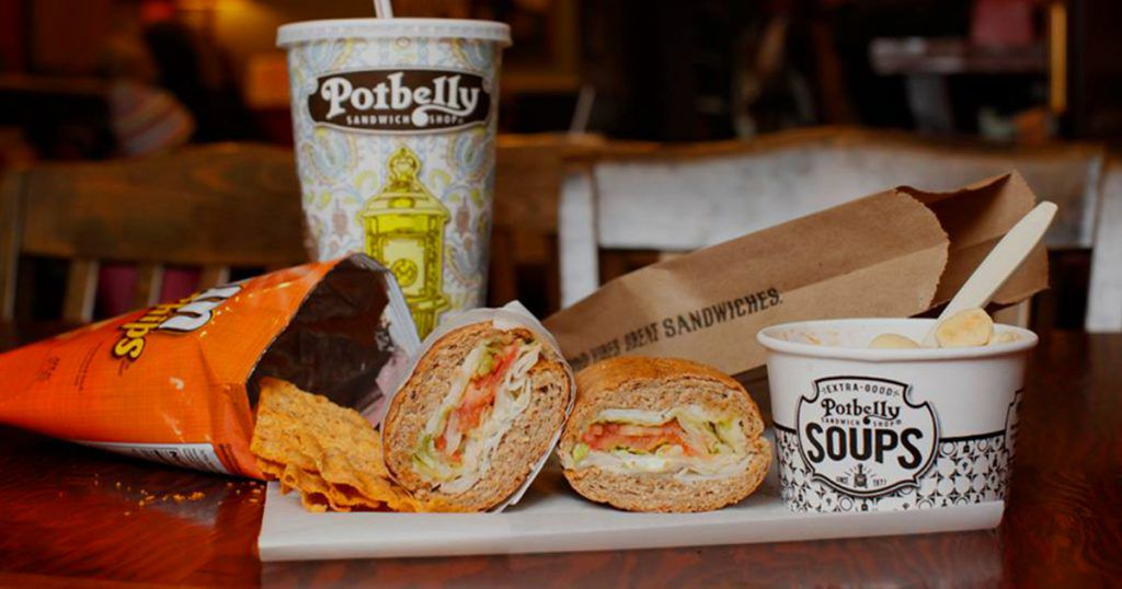 Potbelly Sandwich Shop - Grow Your Catering Business